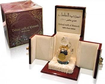 Dehan Oudh Al Manasek Perfume Oil