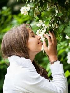 приятный запах