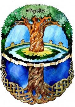 Дерево Ашваттха